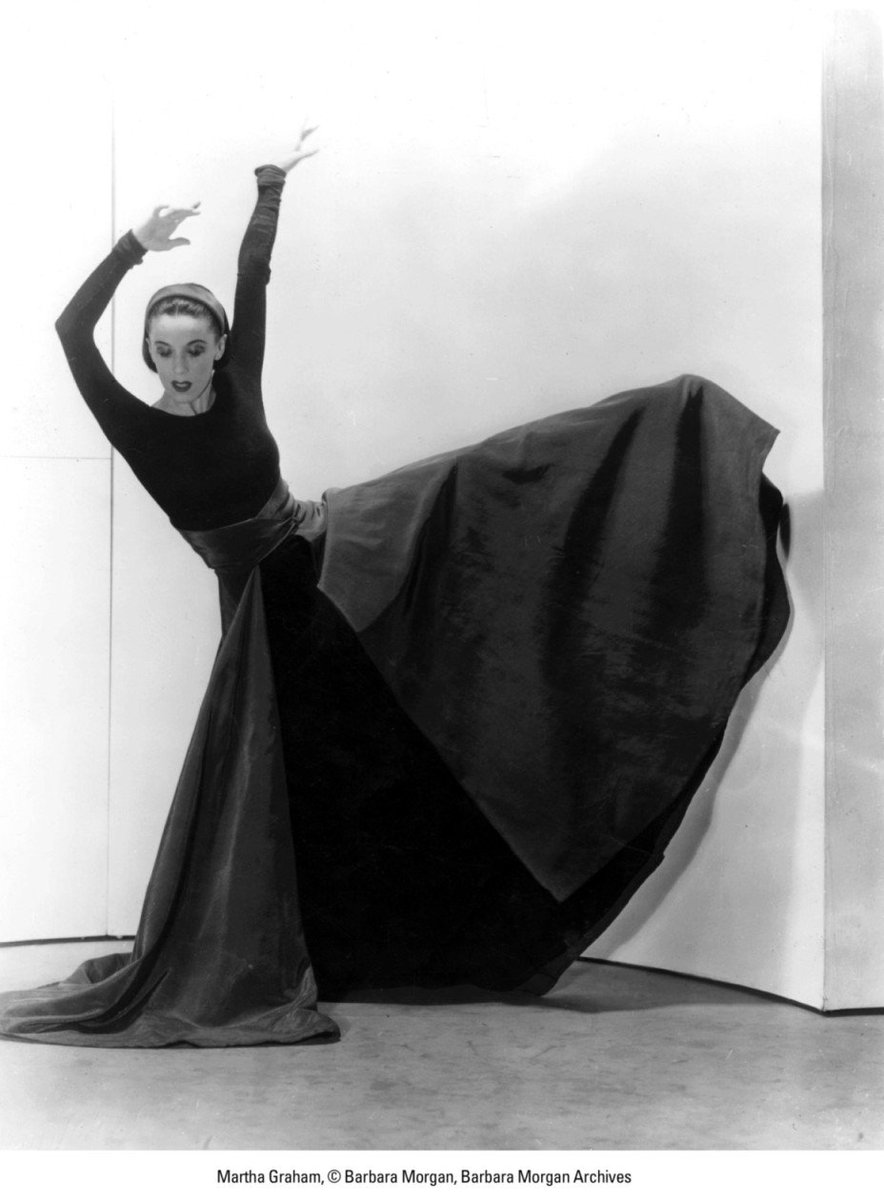 """""""Great dancers are not great because of their technique, they are great because of their passion."""" - Martha Graham https://t.co/bnG4brmUwy"""