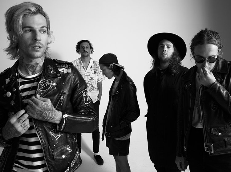 Just released!  Last remaining tickets for @thenbhd tonight available from → https://t.co/ayeduh8MVm https://t.co/xtfTI8zx7X