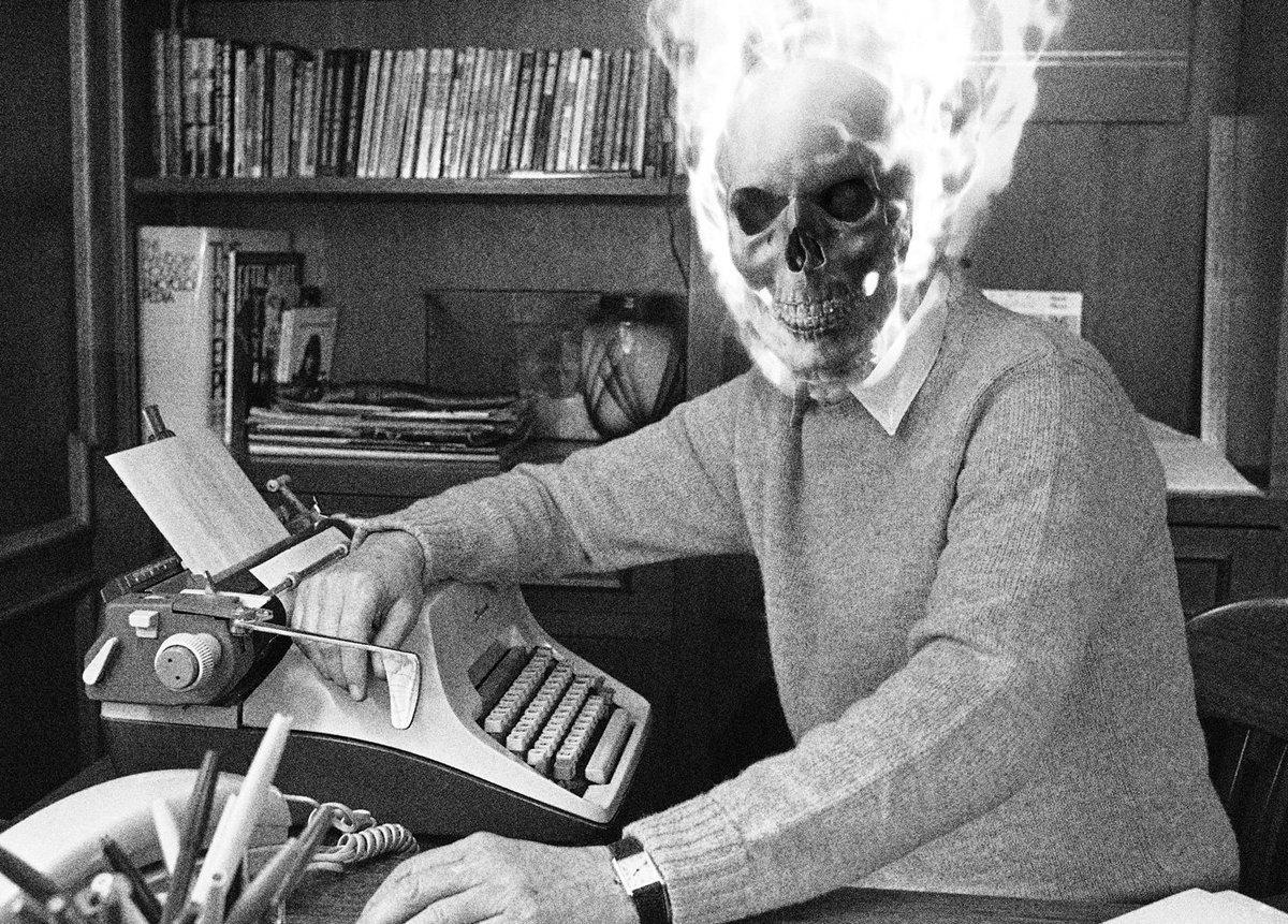 Ghost Writer. https://t.co/Ph8eRBPllr