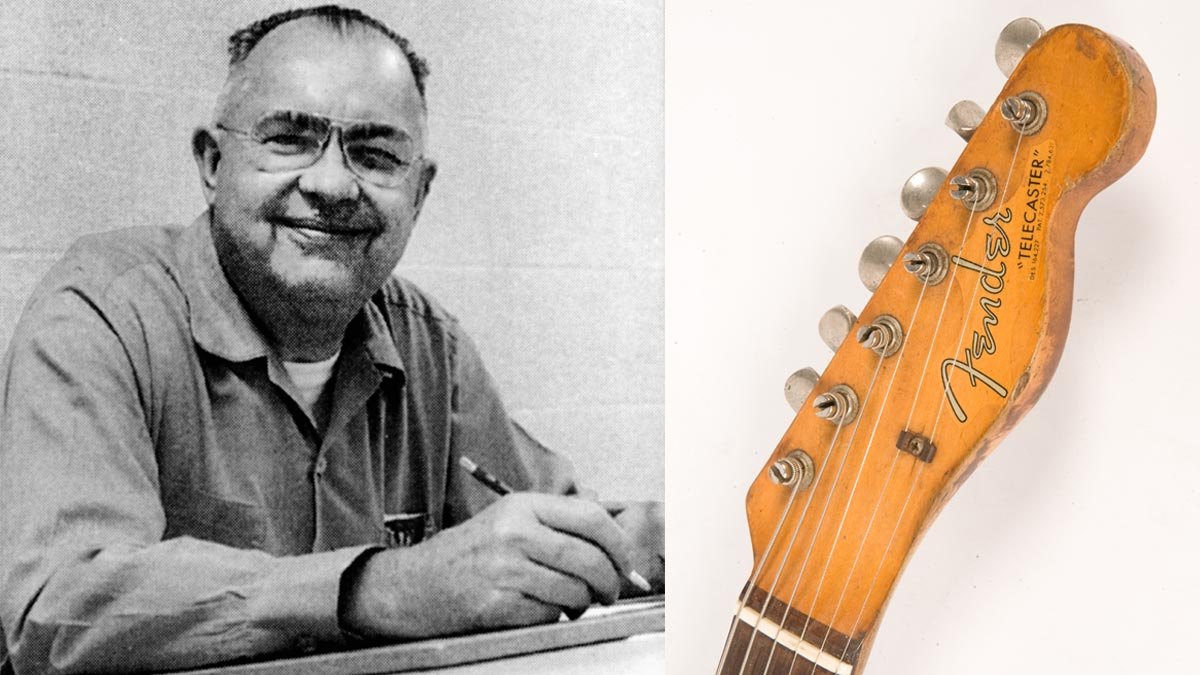 Leo @Fender died 25 years ago today. Here's how he started the world-changing company: https://t.co/aI37CaGI7c https://t.co/MzKxDaXxJV