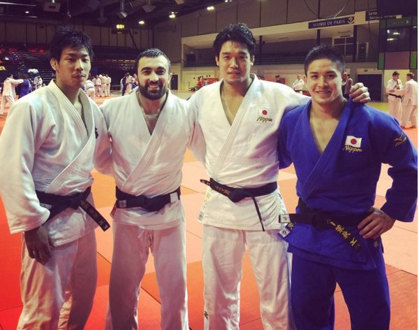 Are these the future #heroes of the Olympic Games? Takanori Nagase, Ilias Iliadis, Ryunosuke Haga and Mashu Baker. https://t.co/viVszHYHsG