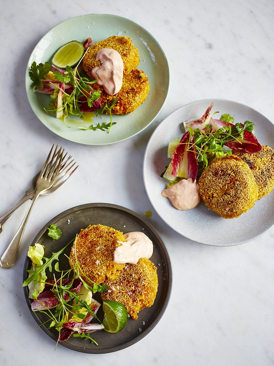 #RecipeOfTheDay gorgeous fish cakes with a Mexican style flavour infusion! https://t.co/9yi3q386NF https://t.co/Ce7byXBWcD