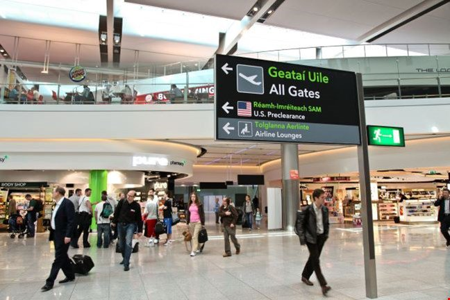 Connecting onward via @DublinAirport? Click here for a helpful guide: