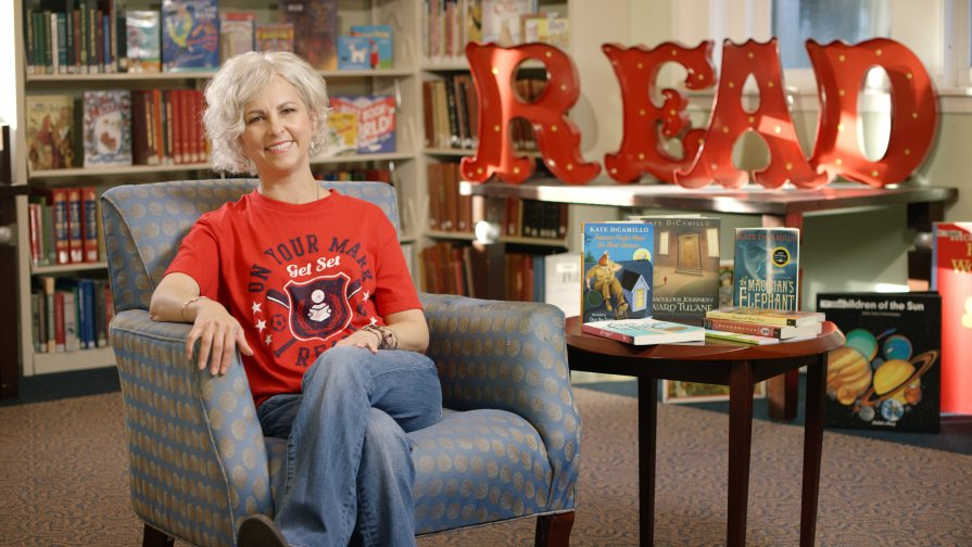Register now for an exclusive live webcast with beloved author Kate DiCamillo. 5/13 --> https://t.co/TkH7Ia7k3t https://t.co/XmCHTaeq8z