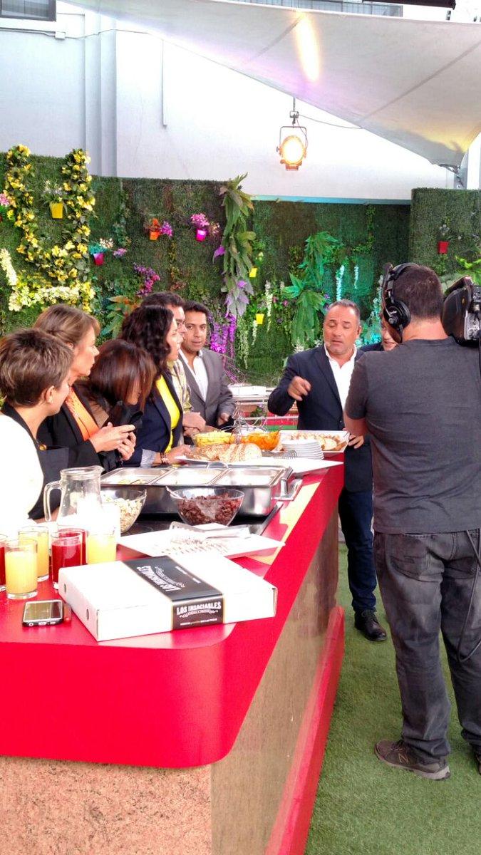 Hoy estuvimos con nuestros amigos de @muchogustoMEGA disfrutando de un exquisito Desayuno Buffet https://t.co/bF0XyVhcS9