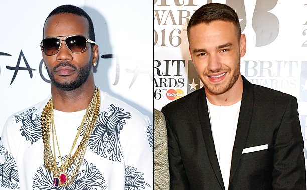 .@therealjuicyj leaks snippet of song featuring One Direction's @Real_Liam_Payne: