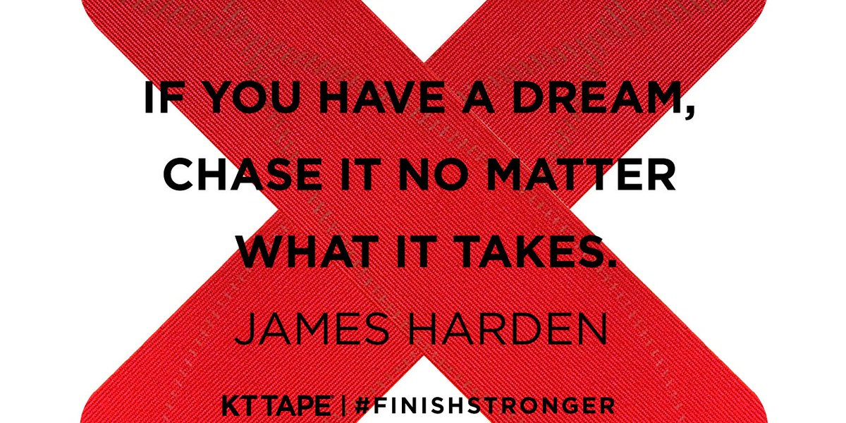 .@JHarden13 with some #MondayMotivation to start the week off right. #FinishStronger https://t.co/wJmYf134ly