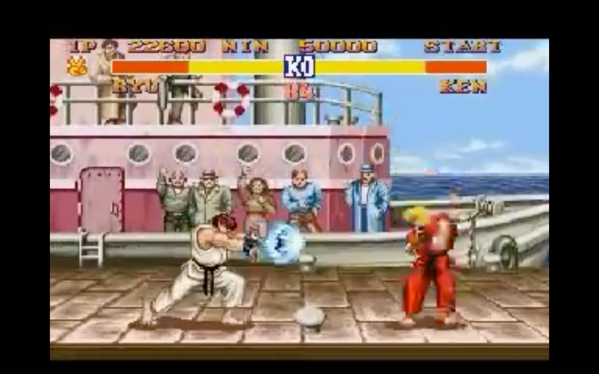 The background people on Street Fighter were cool as hell. Grown ass men throwing fireballs & no one called the cops https://t.co/BL2yh6Fohl