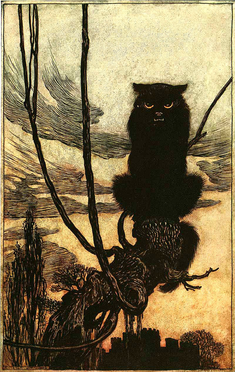 Arthur Rackham https://t.co/LlVmEvzRU7