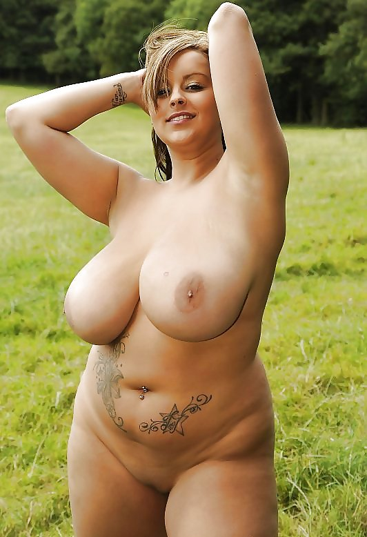 фото толстых голых телок