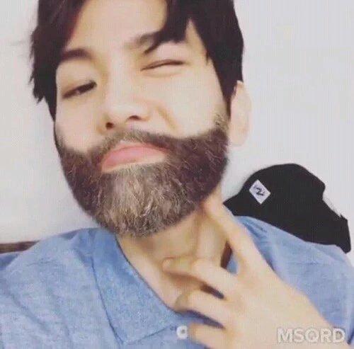 Скачать песню ты такой красивый с бородой на андроид