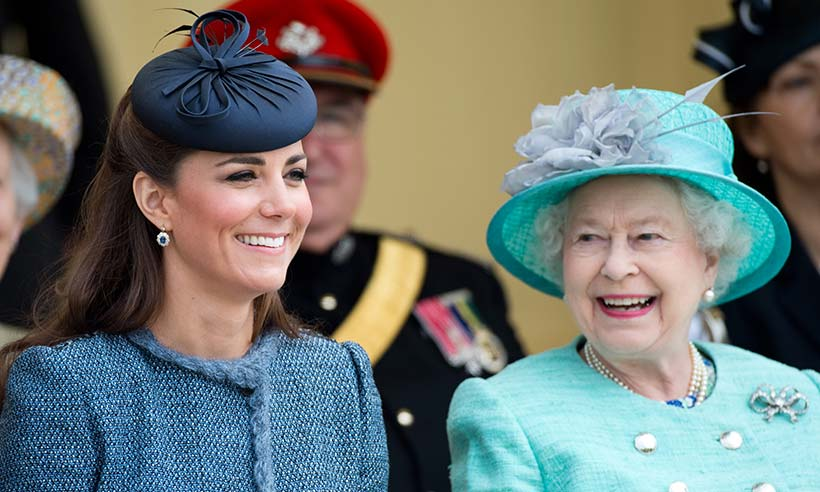 She must have gone to so much effort! Kate reveals what she gave the Queen for Christmas:
