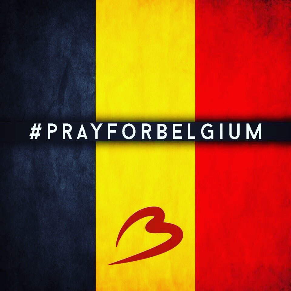 My thoughts are with everyone affected in Brussels.What a world this has become. #staystrongbelgium https://t.co/ojN8TKPjh8