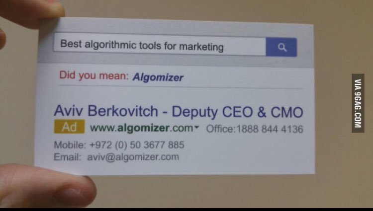 Creative business card @KhaledAlajeel https://t.co/NgkYdWNxNG