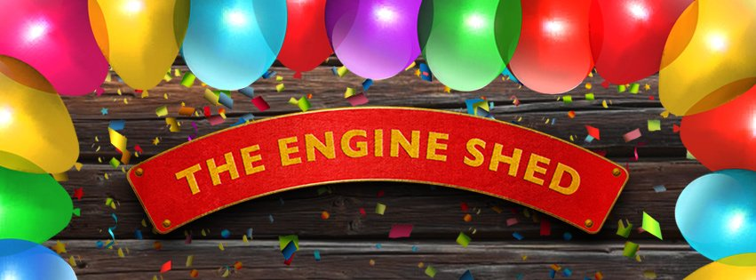 Wish The Engine Shed team a Happy Birthday and enter our #COMPETITION to #WIN a PP sample! https://t.co/gxYeKRhEWS https://t.co/jHoWhj9v1w