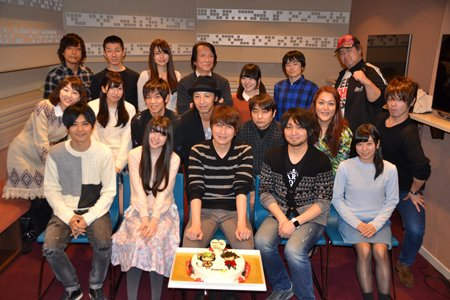 TVアニメ「Dimension W」、最終話アフレコ終了後の声優コメントが到着! 小野大輔:「未来への希望を感じさせる最