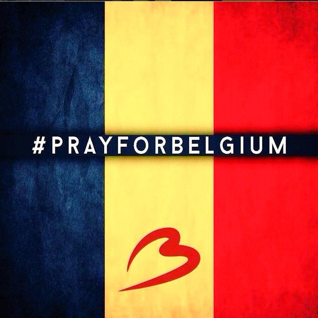 Nuestro más profundo pésame por las víctimas de los atentados en #Bruselas  #JeSuisBruxelles #PrayForBelgium https://t.co/zGmzq6M858