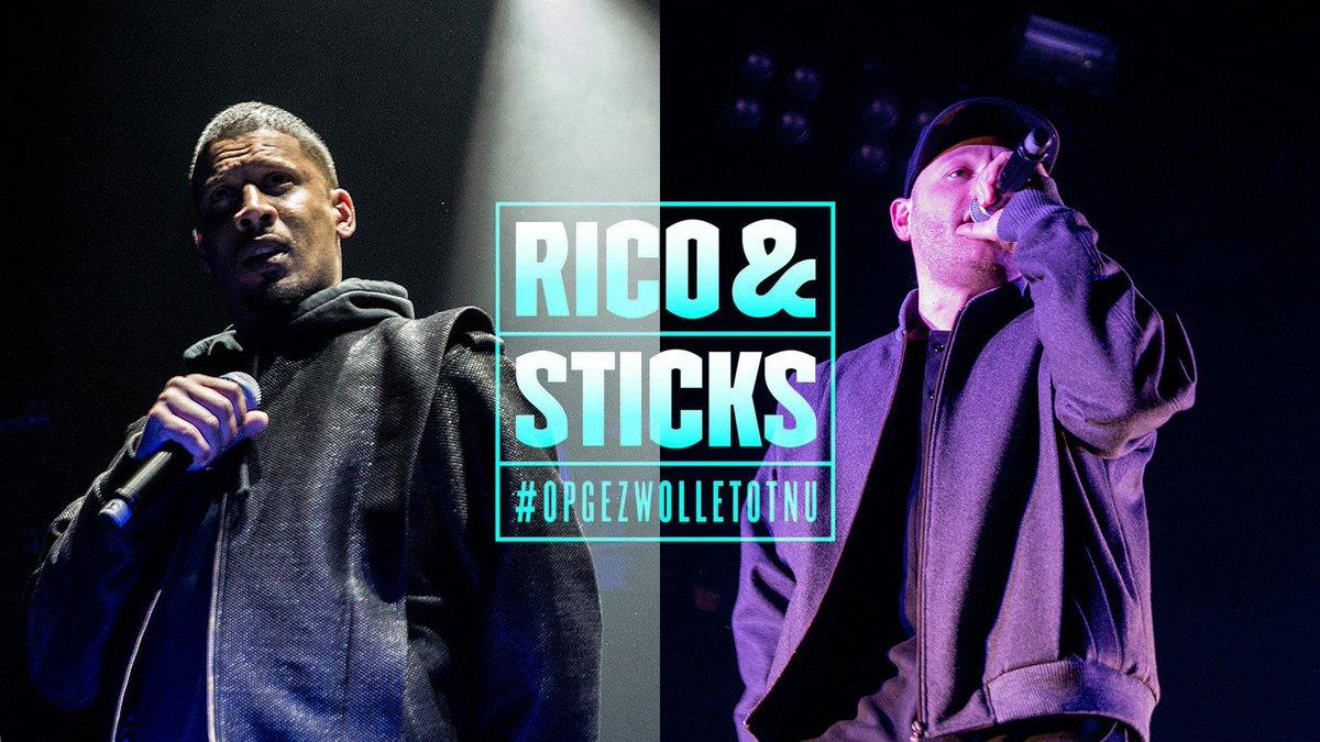 Nieuwe cover! Rico & Sticks (#OpgezwolleTotNu) in de HMH. De show in woord en beeld: https://t.co/Helfcys6pl https://t.co/U4KYjjfgbw