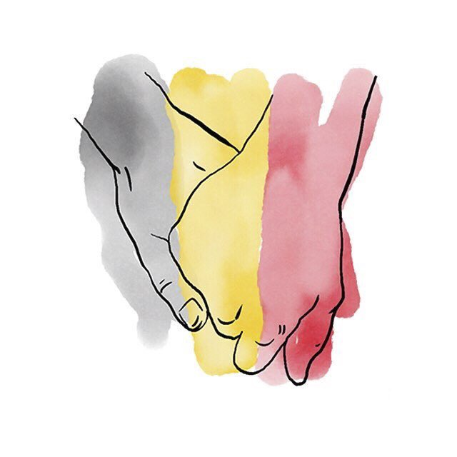 Thoughts and prayers with #Brussels