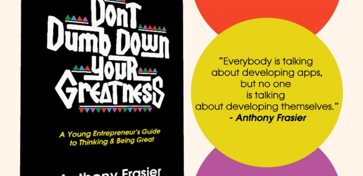 "My new book ""Don't Dumb Down Your Greatness"" Available Now + on Kindle free for 24 hours - https://t.co/BRPymw4gEQ https://t.co/ZxzuzU1t0X"
