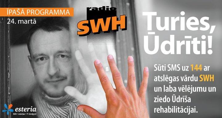 """Radio SWH"" 24.martu pasludina par atbalsta dienu Ūdrītim. Turies, Ūdrīti! https://t.co/GH0RehgqgF https://t.co/SnX6MNlrZI"