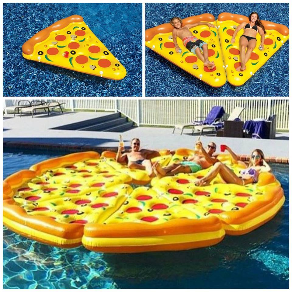 Summer's coming. Who's up for a swim and a slice? #pizza #pizzatime #ilovepizza #summer #summertraining https://t.co/e2xNNzSyyp