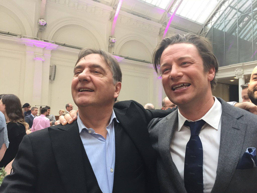 RT @raymond_blanc: @the_SRA @FoodMadeGood @The_RHS  i chose @jamieoliver as my sustainability hero .He has done so Much for better food htt…