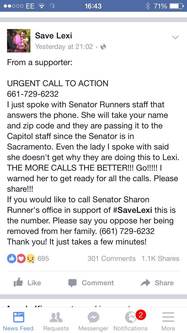 @SaveOurLexi #bringlexihome #savelexi please RT https://t.co/RzaiCLPDvX