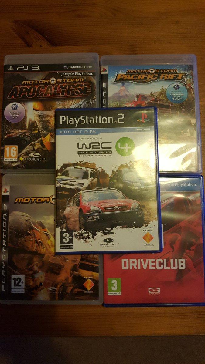 Sad to see #Evolution Studios go. @Rushy33 #ALapForEvolution #PlayStation #Motorstorm #Driveclub #WRC4 https://t.co/sPZNj6pYGe