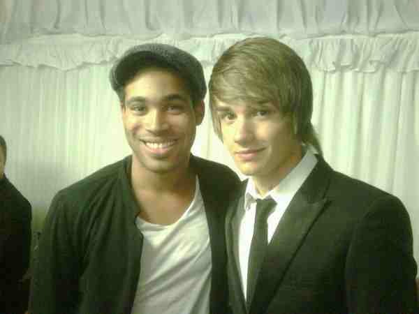 Throw Back Monday. Meet @Real_Liam_Payne in 2010. Great guy. https://t.co/aKzPJ1e5jM