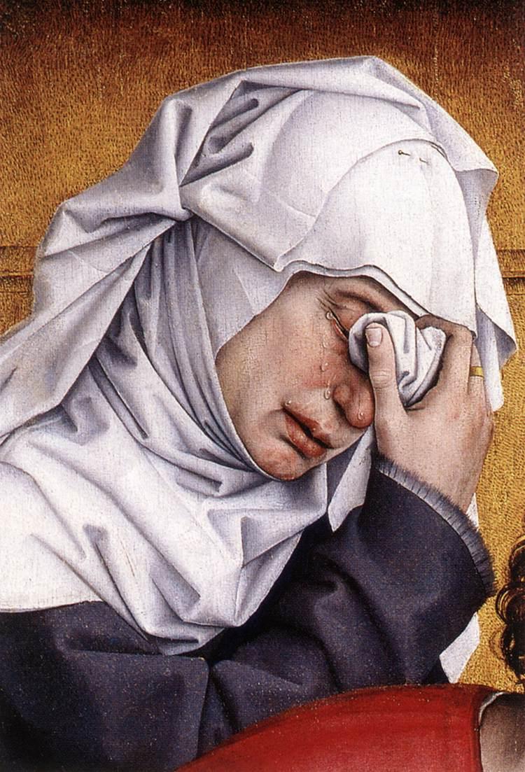 That great painter from Brussels - Rogier van der Weyden. https://t.co/uAcfBJxpp2