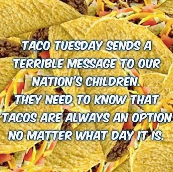 I'm hungry. #singlegirlproblems #tacotuesday https://t.co/29GlnkErGZ