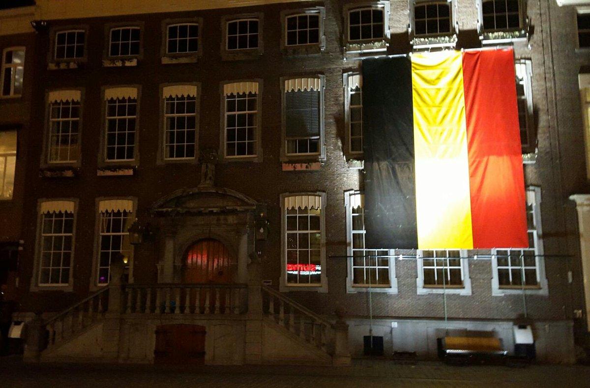 Breda is in gedachten bij onze zuiderburen #brussel https://t.co/fIncr1pkyE
