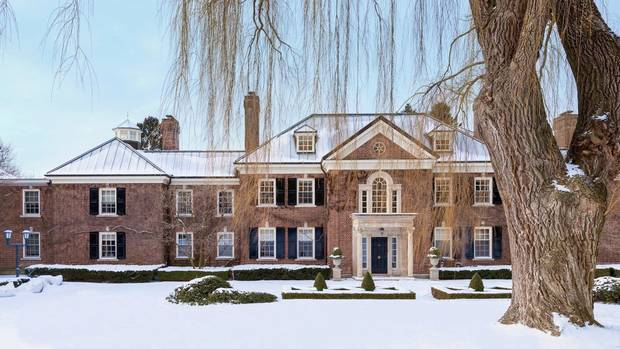 Conrad Black sells Toronto mansion for below asking at $16.5-million: MLS