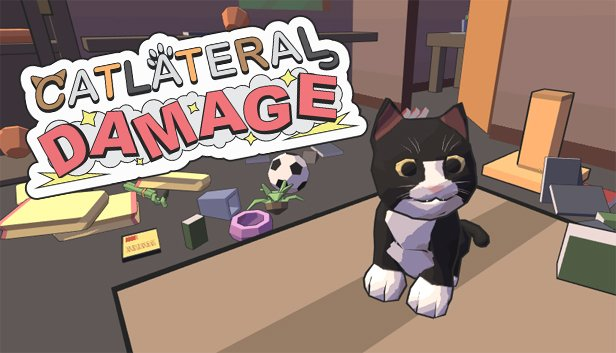 MEOW! We've got a copy of Catlateral Damage for PS4. Follow then RT to win. Cute kitty pics may twist our arm. https://t.co/TwA5SiaBIz