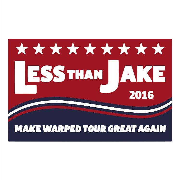 #makewarpedtourgreatagain https://t.co/ddOaKJUNTx