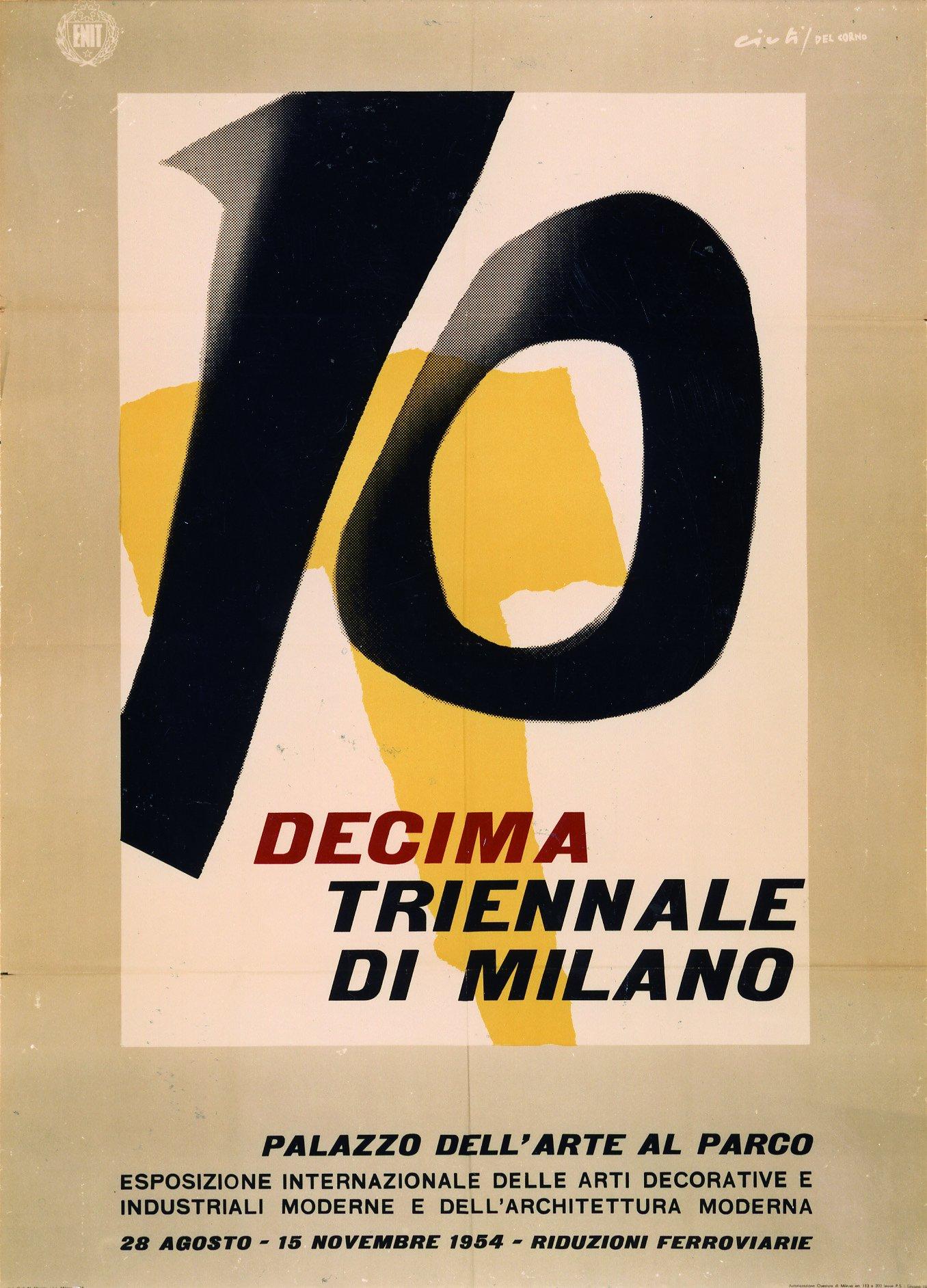 - 10 Il 2 Apr torna l'Esposizione Internazionale della Triennale di Milano! [Manifesto della XI Triennale, 1954] https://t.co/LtwyFzTeyd
