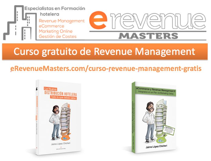 Desde @eRevenueMasters lanzamos Video-curso de #RevenueManagement ¡Gratis! https://t.co/HOBZRs3gXZ https://t.co/ii3IYNZeTH
