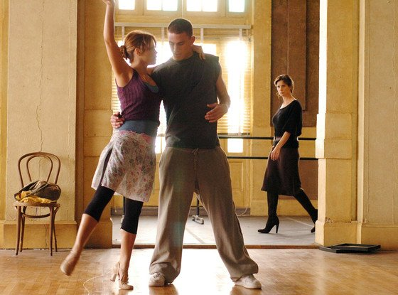 Time to Step Up your game: Jenna Dewan Tatum & Channing Tatum want to see your dance moves.