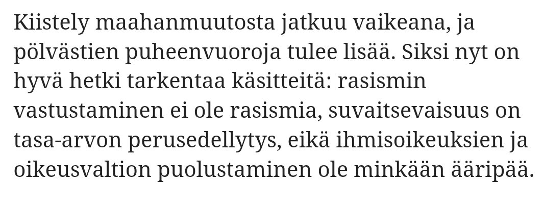 HS:n Kari Huhta tiivistää olennaisen. https://t.co/cnqViGJZTJ #bryssel https://t.co/IT0i0LfBBN