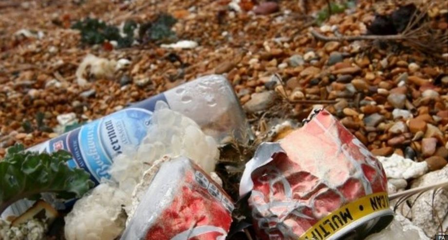 Conservationists find 160 plastic bottles for every mile of UK coastline cleaned in 2015 https://t.co/DHJbnxrski https://t.co/dkHUA7zeg8