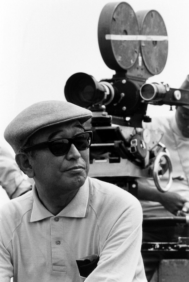 One of the world's greatest directors was born on this day in 1910 in Tokyo, Japan. Akira Kurosawa forever! https://t.co/wUsYQoetcl