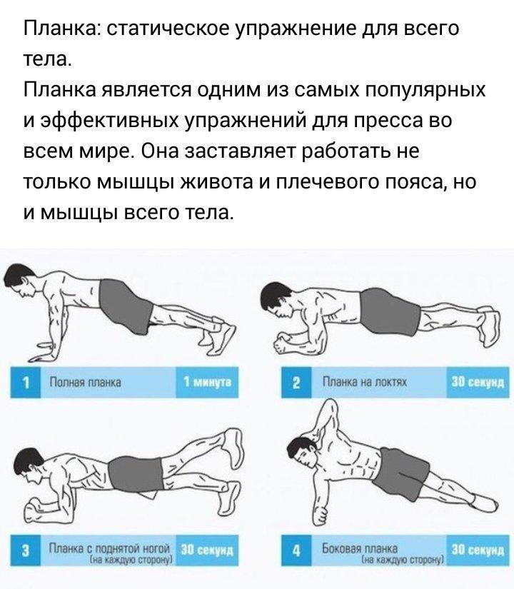 Самое эффективное упражнение для пресса в домашних условиях для женщин