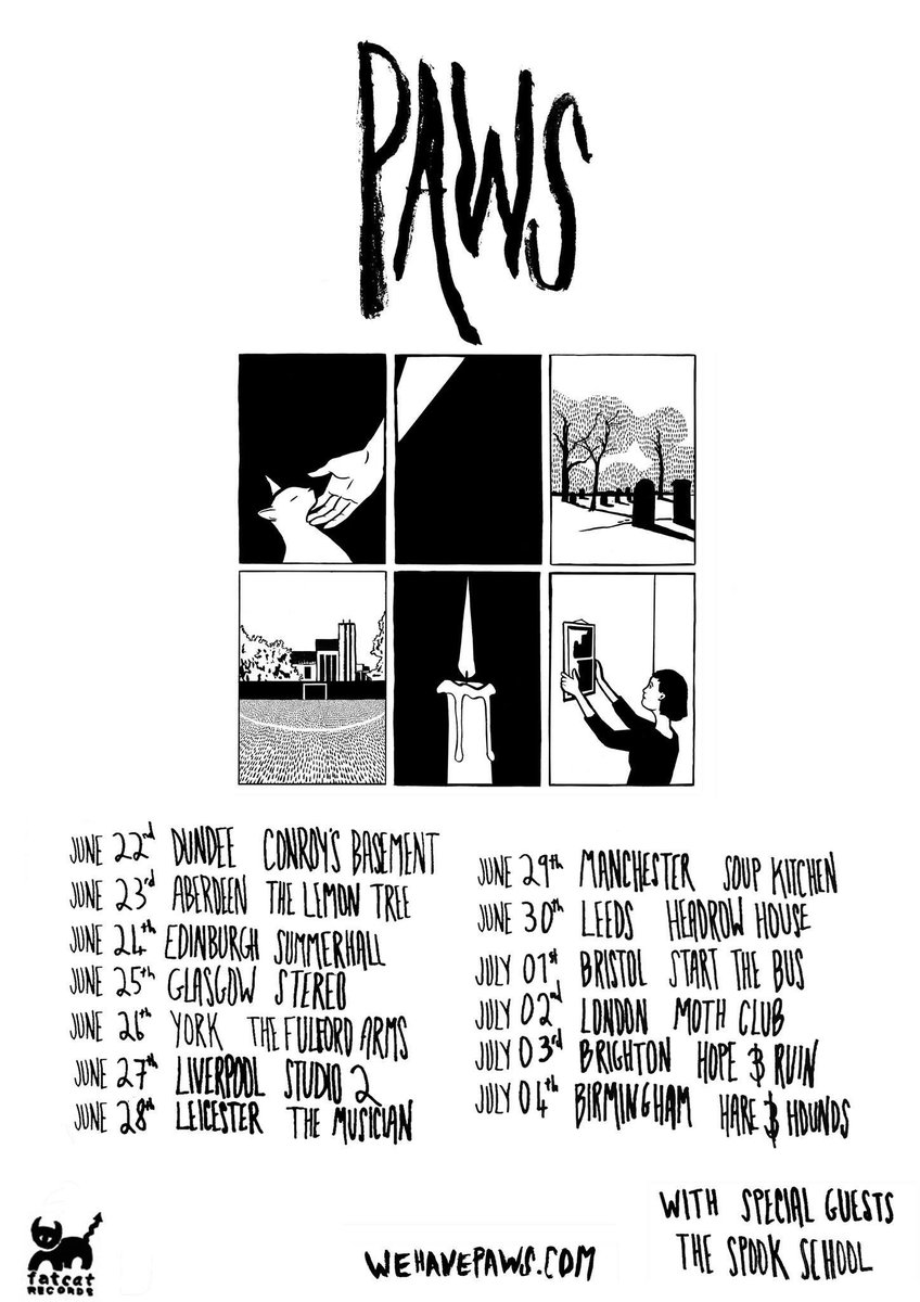 ✨JUNE/JULY UK HEADLINE TOUR ANNOUNCEMENT✨