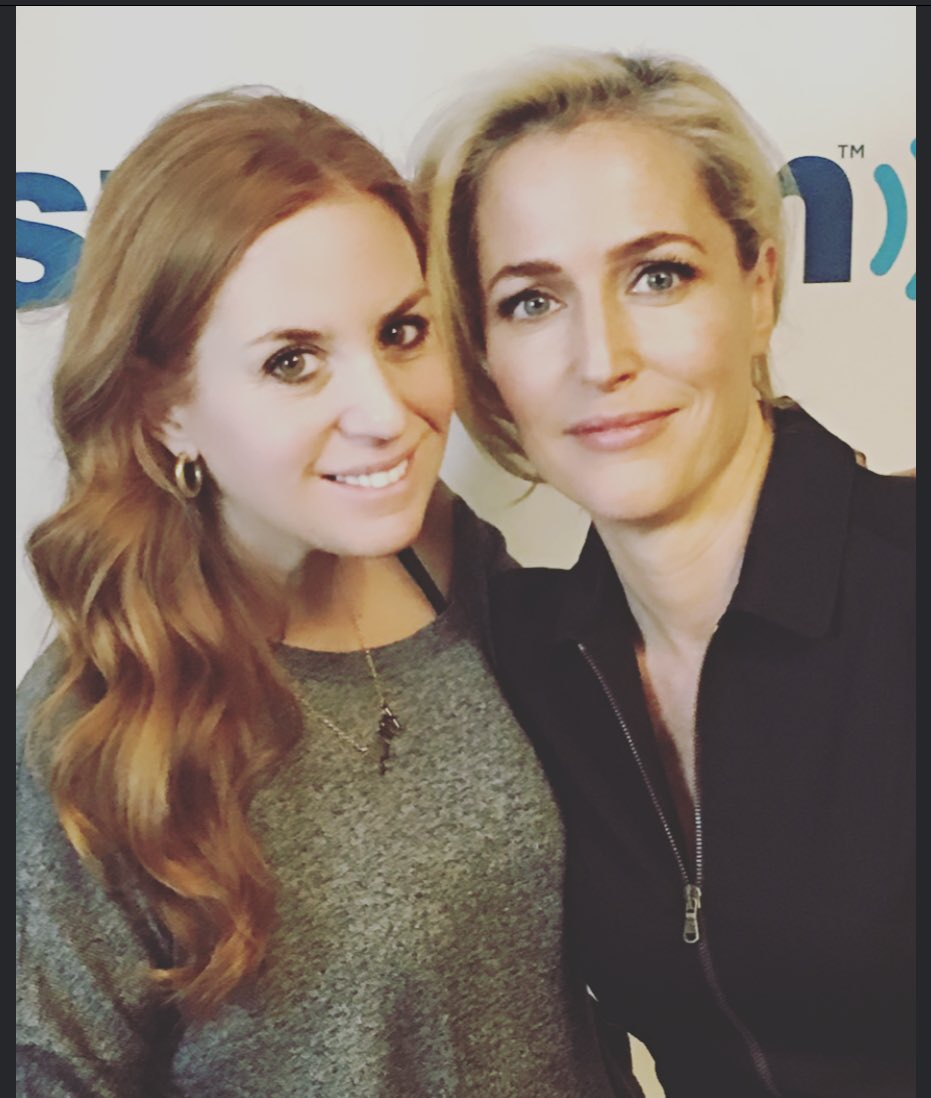 Loved meeting @GillianA today. Check out her movie #sold. And Gillian- Lmk if you want more book recommendations! Xx https://t.co/kwvWghg1wz