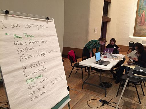 Tracking edits at @NMMuseumofArt   By Rpotance (Own work) [CC BY-SA 4.0 via the Commons