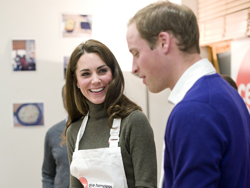 The Duchess of Cambridge has revealed what she buys the Queen for Christmas...