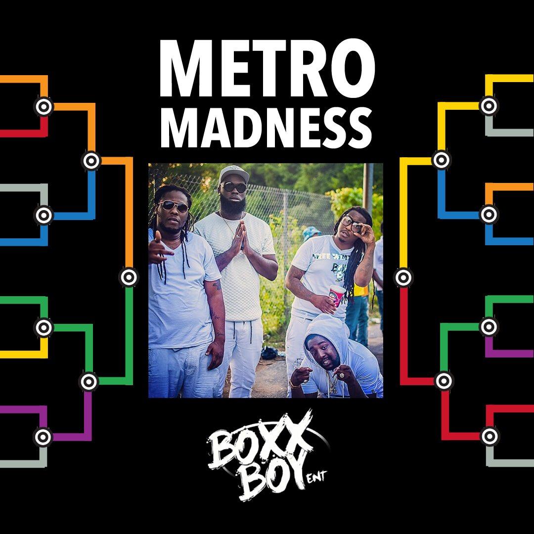 Who's THE champ!? LIV 2morrow #metromadness16 w/ @BoxxboyEnt_LLC @droboiz @SlimTristan @LineFormation & more!!! https://t.co/83O3J7g62u