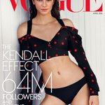 WOW @KendallJenner looks so beautiful on this special edition US Vogue Cover!!!!! Sooooo proud!!!!! https://t.co/A81QVEDRTr