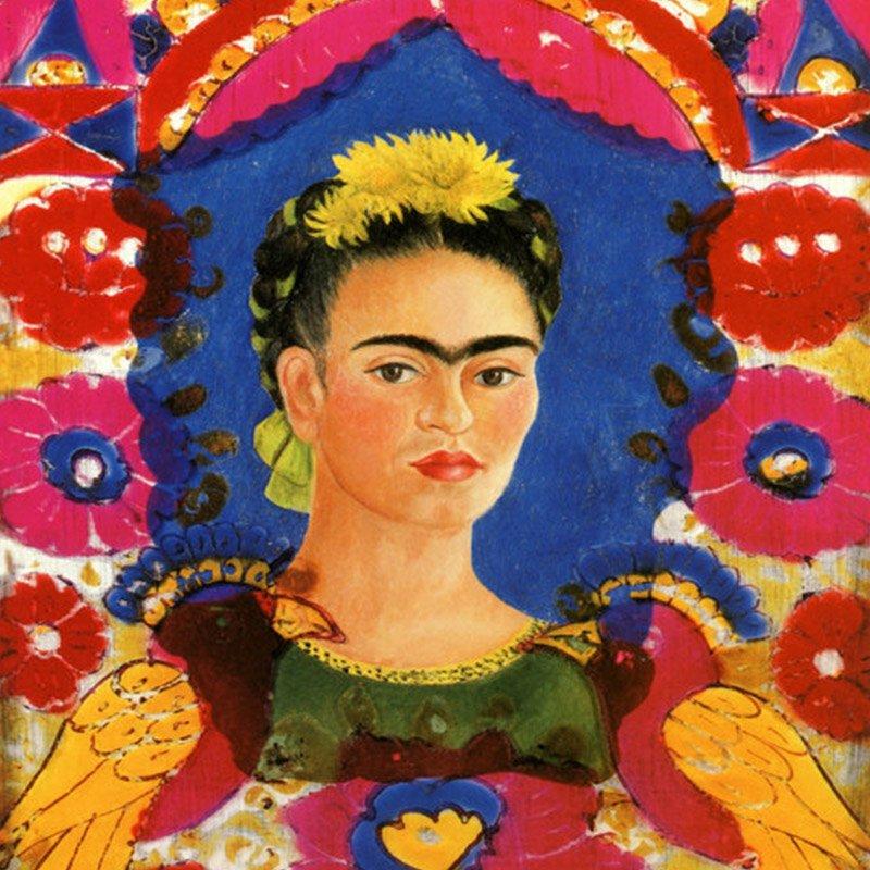 """I never paint dreams or nightmares. I paint my own reality."" - Frida Kahlo https://t.co/2lk94vJvn0 https://t.co/Pb4SGZNBC3"